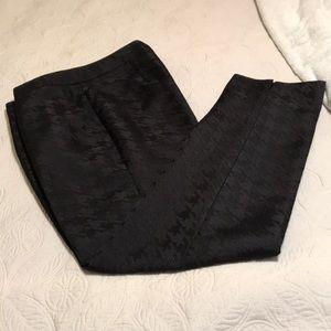 Kasper Lined Black Dress Slacks Size 8